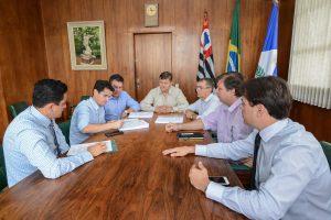 Parceria com iniciativa privada garante quase R$ 2 milhões em obras ao Daae