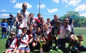 Mundo da Bola sagra-se campeã do Campeonato de Futebol Dente de Leite pela categoria sub 7