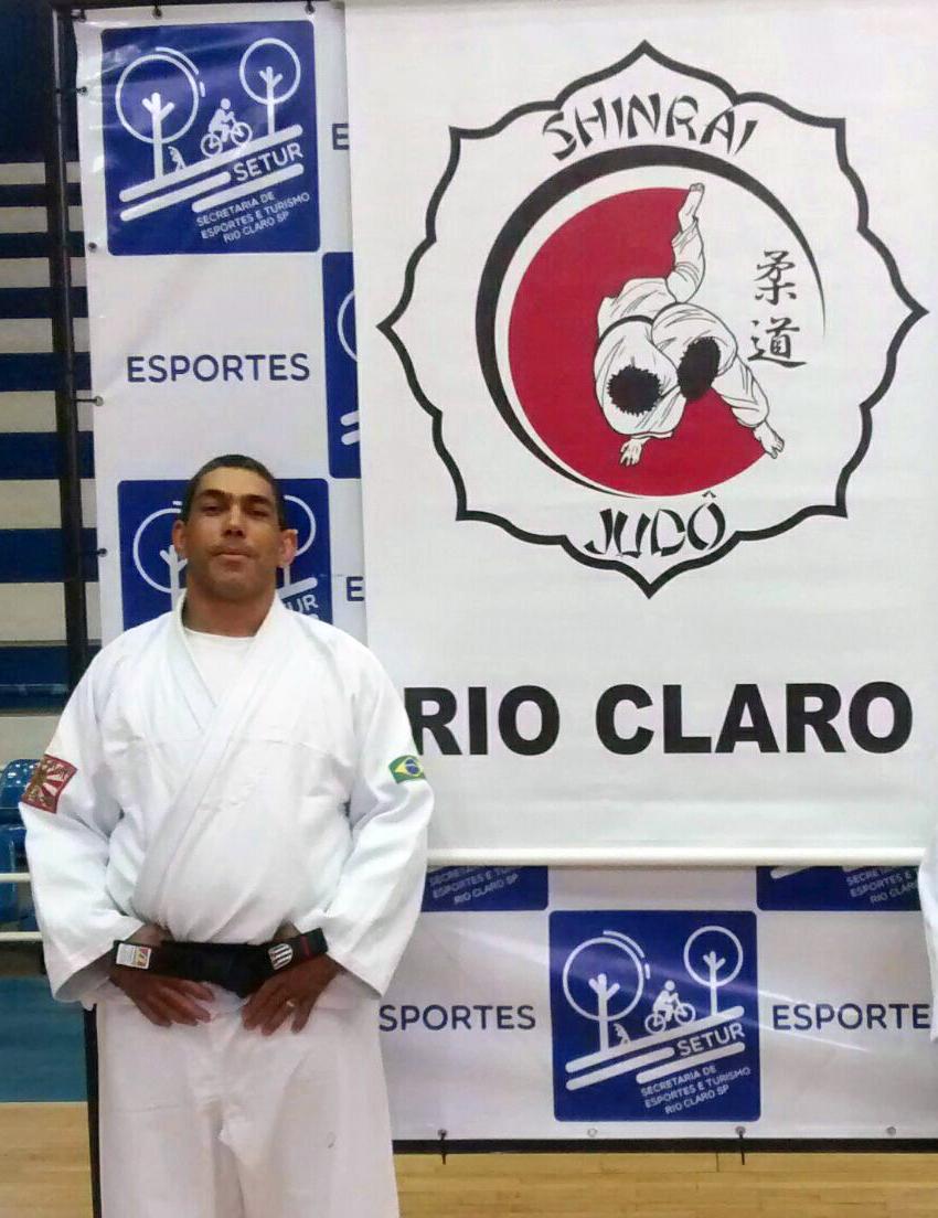 Guarda Municipal de Rio Claro participa do Brasileiro de Judô