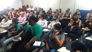 Agentes educacionais participam de curso de capacitação em Rio Claro