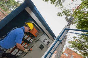 Nova estação de energia do NAM gera economia e mais segurança