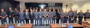 Polícia Militar entrega Medalha Constitucionalista