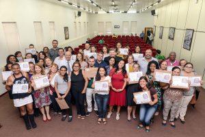 Rio Claro capacita 90 alunos em cursos de qualificação