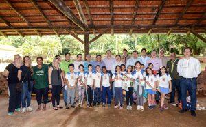 Rio Claro inaugura Centro de Educação Ambiental na Feena