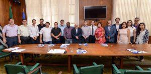 Prefeitura e Caixa assinam convênios de R$ 1,5 milhão para obras nos bairros