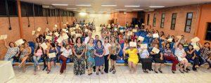 Fundo Social capacita 120 pessoas em cursos de corte e costura
