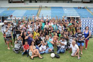 Família Santa Maria vence Alagoanos e comemora título da Série Prata do Amador