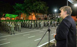 Tiro de Guerra realiza formatura dos atiradores de 2017