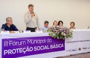 Rio Claro realiza Fórum de Proteção Social