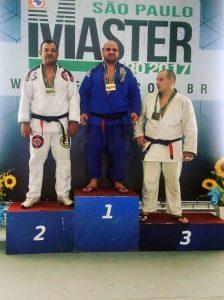 Rio-clarense Edinho sobe ao  pódio no SP Open de Jiu-jitsu