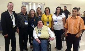 RC no Fórum Estadual de Gestores Municipais da Área da Deficiência