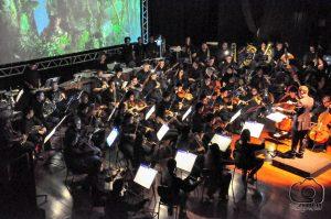 Orquestra Sinfônica interpreta clássicos do cinema em concerto de encerramento