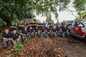 Policiais militares de Rio Claro recebem treinamento do Gate