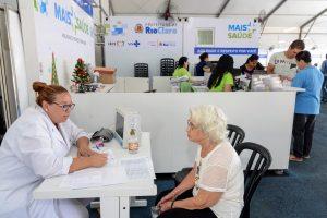 3 em cada 10 pacientes agendados no  Espaço Mais Saúde faltam às consultas