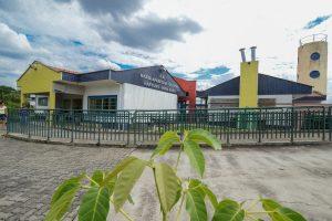 Prefeitura investe R$ 77 mil na reforma  do telhado da Escola Maria Hartung