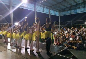 Princesas da Disney são tema de festival de balé no CEU Mãe Preta