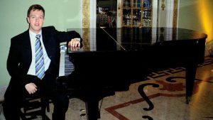 Recital internacional de piano é atração no Casarão da Cultura
