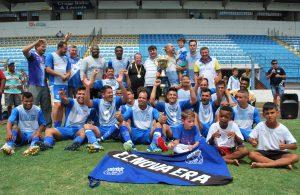 Nova Era comemora título de campeão no Amador Série Bronze