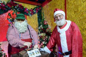 Cada criança traz uma história, diz Papai Noel