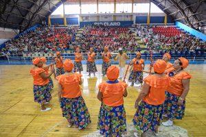 1º Mega Festival Setur reúne centenas de alunos