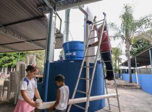 Escolas de Rio Claro terão cisternas para economizar água