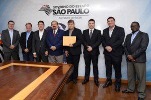 Governo estadual recebe pedido para mais leitos hospitalares em Rio Claro