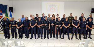 Seminário discutiu importância das Guardas  Municipais para a segurança pública
