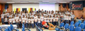 Programa de combate às drogas forma 90 alunos da Escola Darci