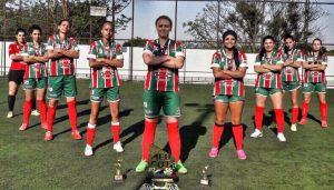 Futsal feminino de RC disputa final da 3ª Copa do Interior Paulista nesta 5ª-feira