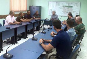 Segurança é tema de reunião em Rio Claro