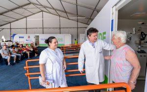 Pacientes aprovam atendimento no Espaço Mais Saúde de Rio Claro