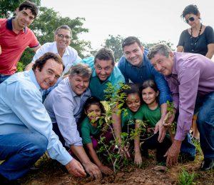 Rio Claro terá árvore frutíferas cultivadas por estudantes