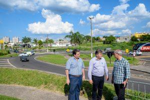 Rio Claro terá câmera de monitoramento  na rotatória da Avenida Tancredo Neves