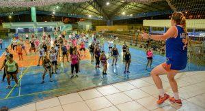 Mega Festival marca encerramento do ano das atividades esportivas da Setur