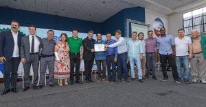 Rio Claro participa da certificação final do Programa Município Verde Azul