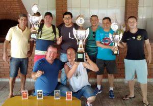 Guardas municipais conquistam medalhas nos Jogos da Integração