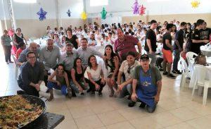 Casa das Crianças promove confraternização de fim de ano