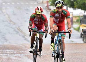 Equipe de ciclismo Abec/Setur Rio Claro sobe ao podium em competição no Macapá