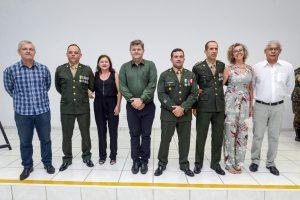 Junta do Serviço Militar de Rio Claro tem novo comandante