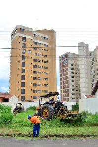 Prefeitura terá mais equipes para a limpeza da cidade
