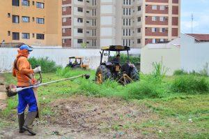 Mato em terrenos particulares pode pesar no bolso dos proprietários