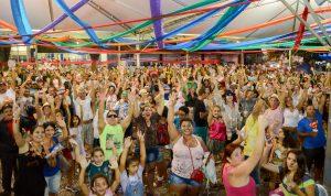 Carnaval da Família 2018 proporciona diversão gratuita no Jardim Público