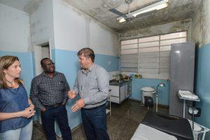 Unidade de saúde do Wenzel será reformada pela prefeitura