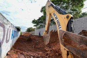 Viela no Jardim Brasília terá pavimento e iluminação