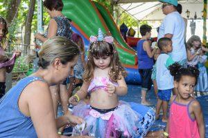 Carnaval da Família  no Jardim Público