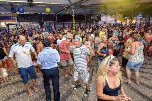 Carnaval da Família termina  nesta terça-feira no Jardim Público