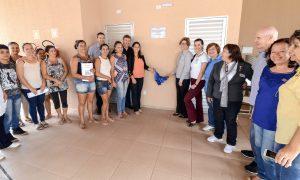 Projeto Mãos de Mães atua no  Jardim das Nações em Rio Claro