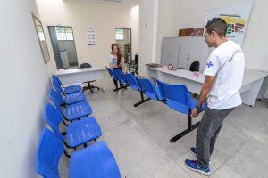 Prefeitura entrega no sábado Unidade de Saúde da Família do Santa Elisa