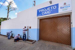 Prefeitura inaugura novo prédio do Projeto Caic nesta 6ª-f
