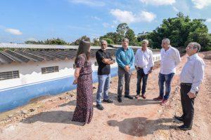 Terreno ao lado escola Armando  Grisi será revitalizado